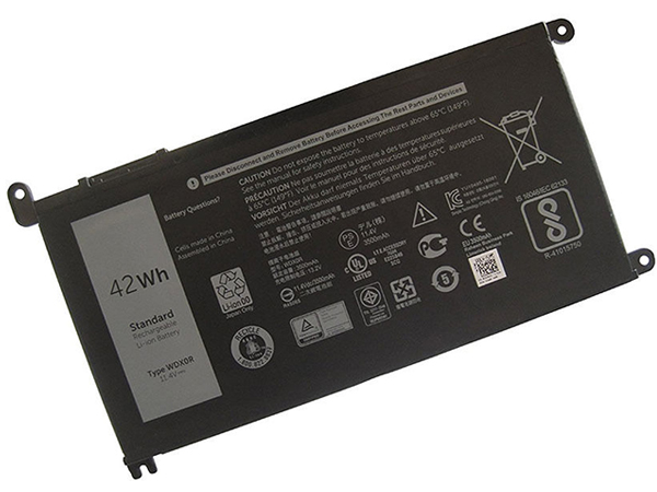Dell T2JX4 laptop batterie