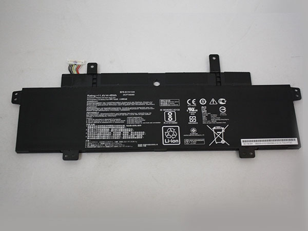 Asus B31N1346 laptop batterien