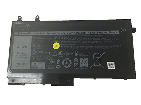 Dell 1V1XF laptop batterien