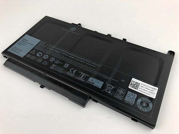 Dell 7CJRC laptop batterien