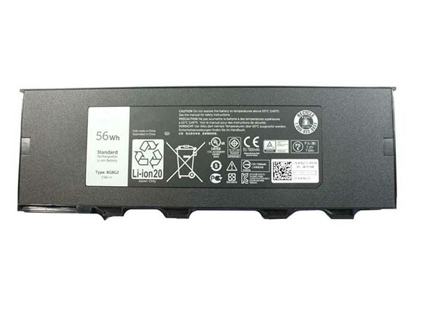 Dell 8G8GJ laptop batterien