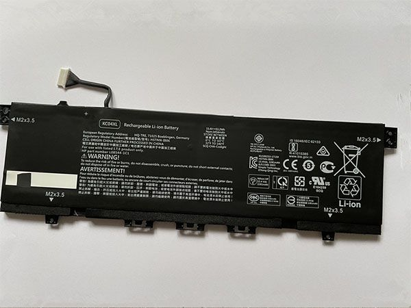 HP KC04XL laptop batterien
