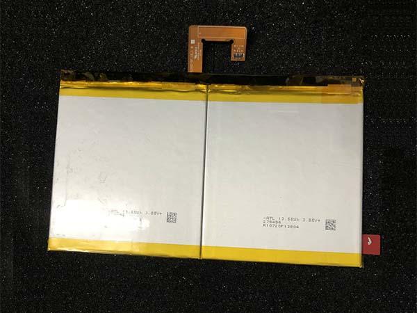 Lenovo L16D2P31 tablet batterien
