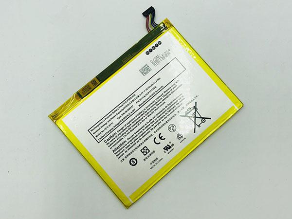 Amazon 58-000127 tablet batterien